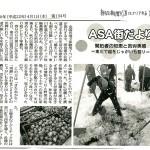 ●2010_04_01-朝日新聞(道北エリア版)越冬じゃがいも掘り